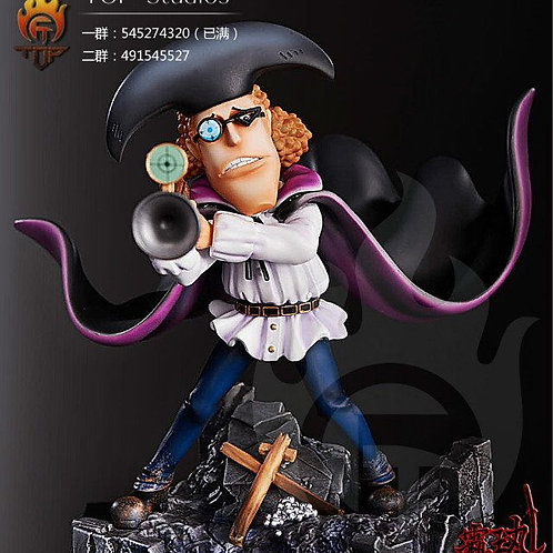 T.O.P Studio One Piece SD Van Auger Resin PU Collector GK statue