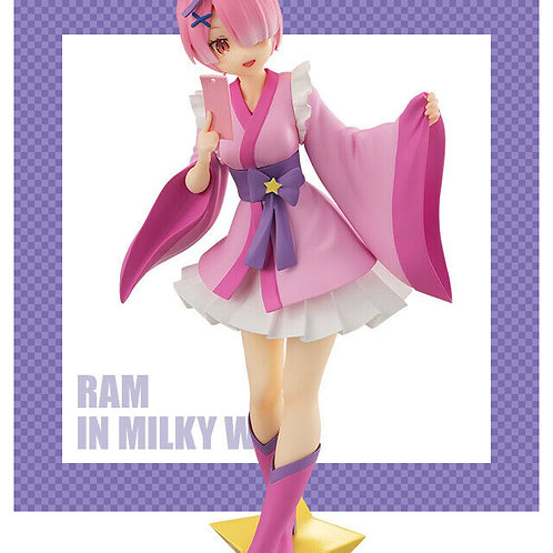 Re:Zero Starting Life in Another World Ram Milky way SSS Figure Furyu (authentic