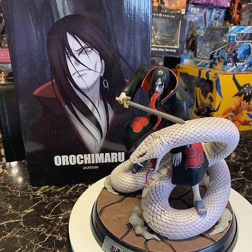 FOC Studio GK Resin Naruto White Snake Orochimaru Limited Statues