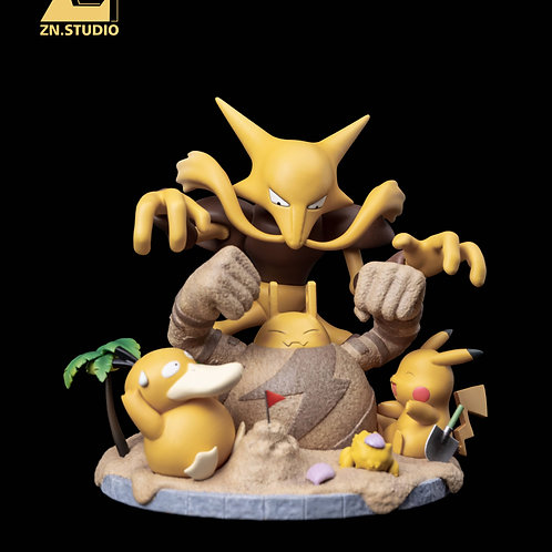 【Preorder】ZN-Studio Pokémon Candy Series-Yellow