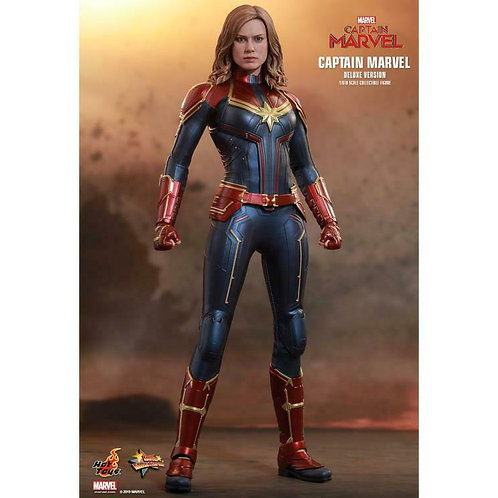 MMS522 Captain Marvel Deluxe set 1/6 scale action figure Hot Toys