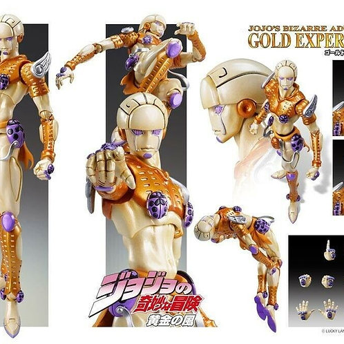 Jojo's Bizarre Adventure Part V 5 Gold Experience action figure Medicos