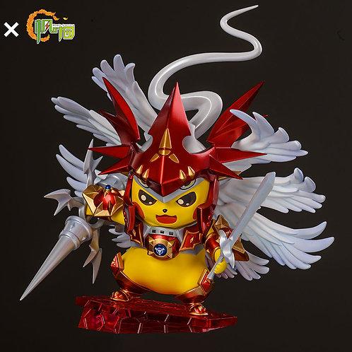 【Preorder】 Piku Studio&Maple Country - Pikachu Cos Dukemon
