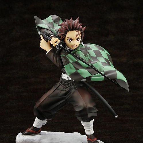 ARTFX J Demon Slayer Tanjiro Kamado 1/8 PVC figure Kotobukiya (100% Authentic)