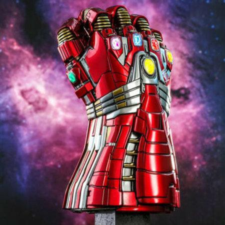 Marvel Avengers Endgame Nano Gauntlet Hulk Version 1/4 Scale Hot Toys ACS009
