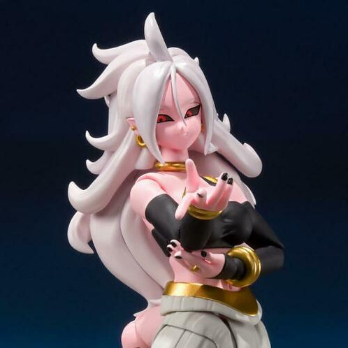 S.H. Figuarts Dragonball Android 21 action figure Tamashii exclusive Bandai