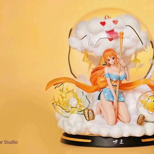 【Preorder】 Rainbow Eye Studio Straw Hat Pirates Cat Burglar Nami