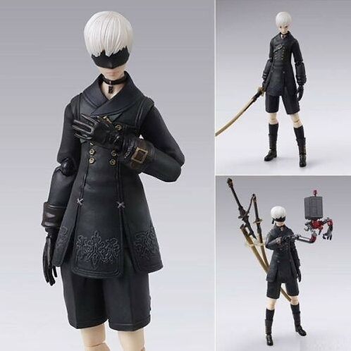 NieR: Automata 9S YoRHa No.9 Type S Bring Art action figure Square Enix
