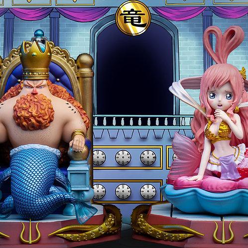 【Preorder】 OMO Studio ONE PIECE Neptune & Shirahoshi
