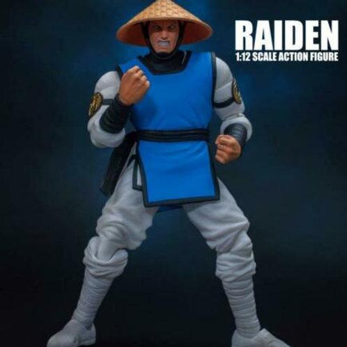 Mortal Kombat Raiden 1/12 action figure Storm Collectibles