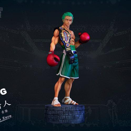 【Preorder】Mr. Deer x zodo Studio Boxing Roronoa Zoro