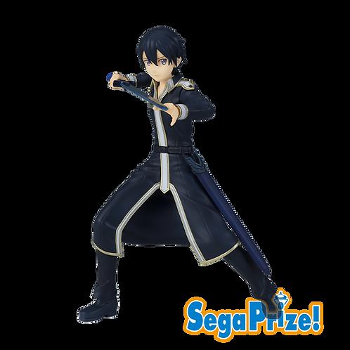 """Sword Art Online Alicization Kirito 6"""" LPM figure Sega (100% authentic)"""