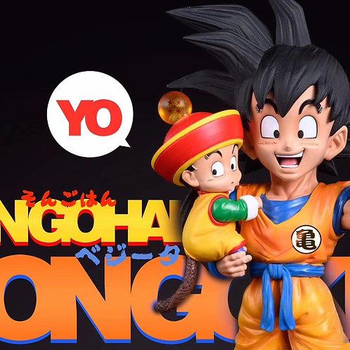 【Preorder】League SonGoku & SonGohan