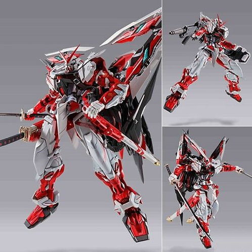 Metal Build Gundam Astray Red Frame Kai Alternative Strike ver. figure Bandai