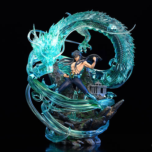 【Preorder】Feathers Studio Saint Seiya Dragon Shiryu