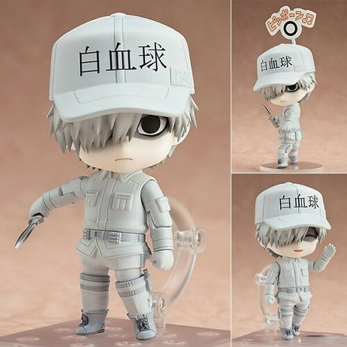 Nendoroid 979 Cells at Work: White Blood Cell figure Good Smile (100% authentic)