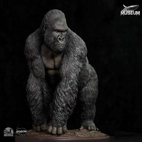 Infinity Studio Mountain Gorilla 1/4 Scale Statue