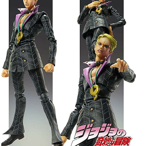 Jojo's Bizarre Adventure Part V 5 Prosciutto action figure Medicos