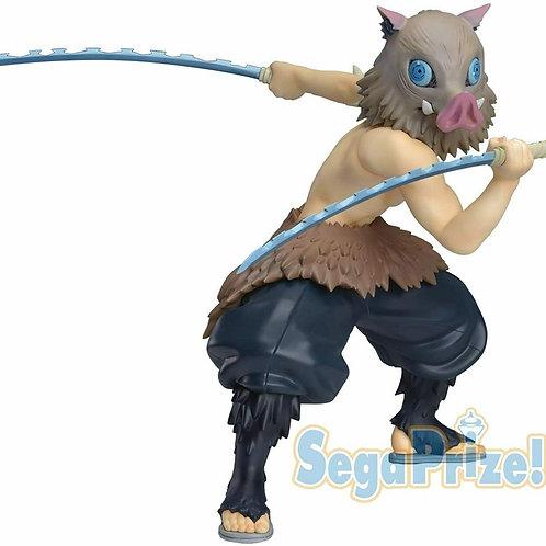 Demon Slayer Kimetsu no Yaiba Inosuke Hashibira SPM Figure Sega (100% authentic)