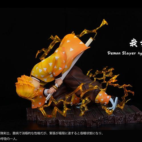 【Preorder】Sky Top Studio Demon Slayer Zenitsu Agatsum 1/6 a Flash Of Thunder