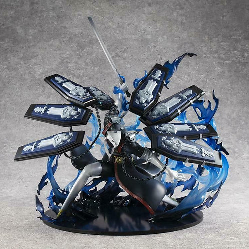 Game Characters Collection DX Persona 3 Thanatos figure Megahouse (authentic)
