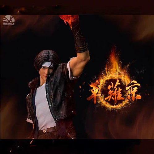 Infinity Studio King of Fighters Series Kyo Kusanagi