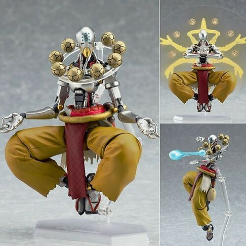 Figma 413 Overwatch Zenyatta action figure Max Factory (100% authentic)