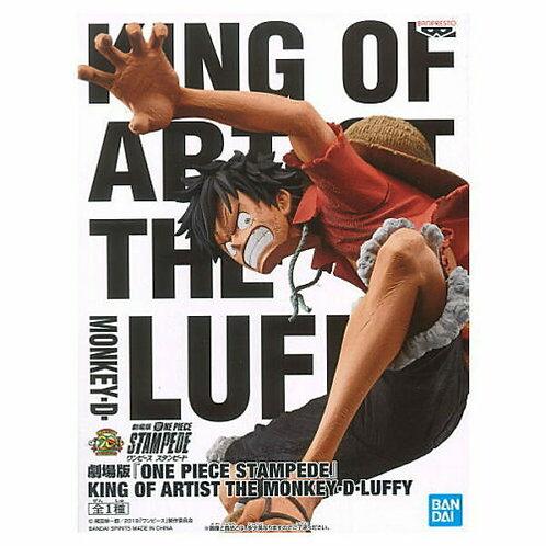 One Piece King of Artist Monkey D. Luffy PVC figure Banpresto (100% authentic)