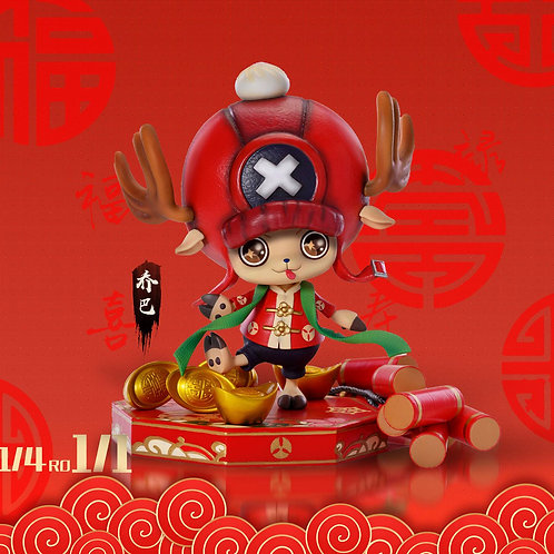 【Preorder】Third Eye Chinese New Year Tony Tony Chopper 1/1
