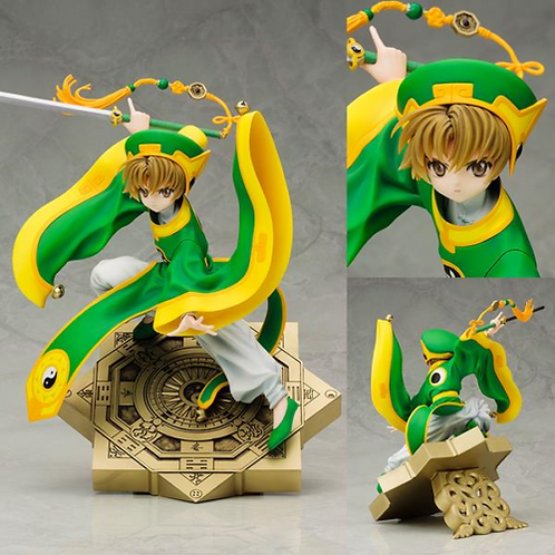 ARTFX J Card Captor Sakura Li Syaoran 1/7 PVC Figure Kotobukiya (100% authentic)