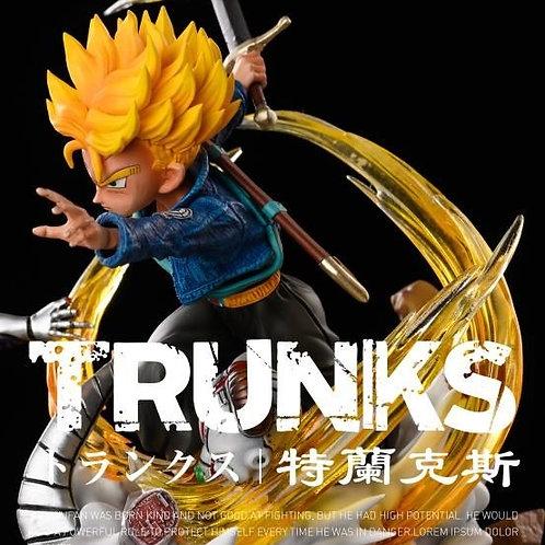 【Preorder】ZM Studio Dragon Ball Z  WCF Trunks