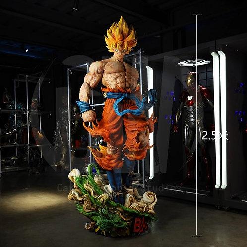【Preorder】CW Studio 2.5 m Super Saiyan