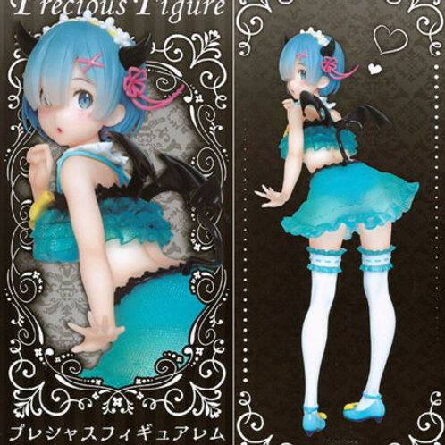 Re:Zero Starting Life in Another World Rem Small Devil Precious Figure Taito
