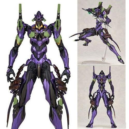 Revoltech Evangelion Evolution EV-019 EVA-01 Natayanagi figure Kaiyodo US seller