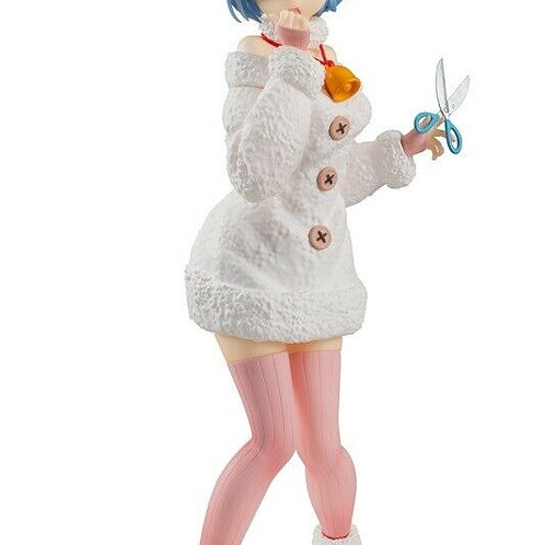 Re:Zero Starting Life in Another World Rem Fairy Tail Sheep Girl Figure Furyu