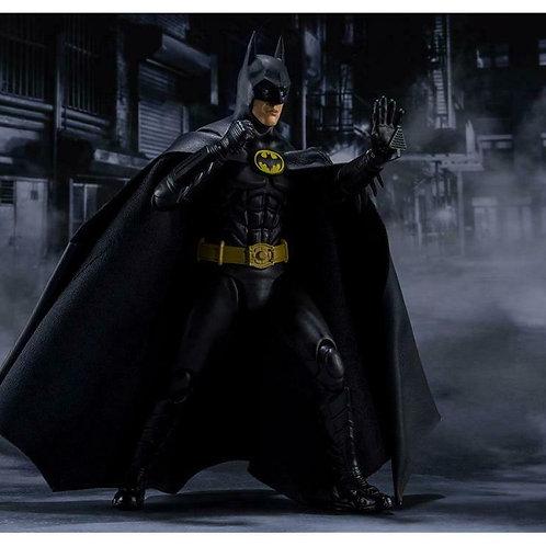 S.H. Figuarts DC Batman 1989 Michael Keaton action figure Bandai Tamashii