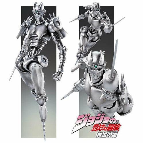 Jojo's Bizarre Adventure Part 3 Silver Chariot action figure Medicos