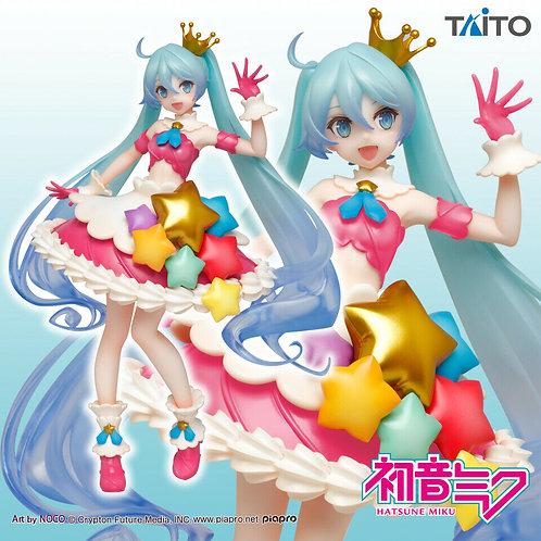 "Vocaloid Hatsune Miku Birthday 2020 ver. 6"" figure Taito (100% authentic)"