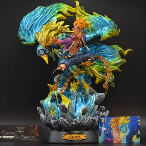One Piece Phoenix Marco GK Collector  Resin