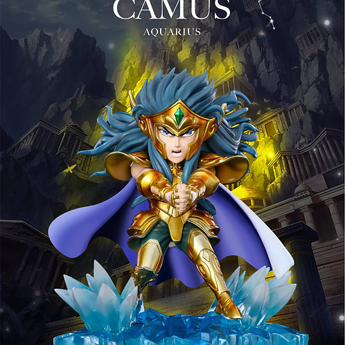 【Preorder】YZ Studio Saint Seiya Aquarius Camus