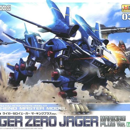 Zoids EZ-041 Liger Zero Jager Marking plus ver. 1/72 model kit Kotobukiya