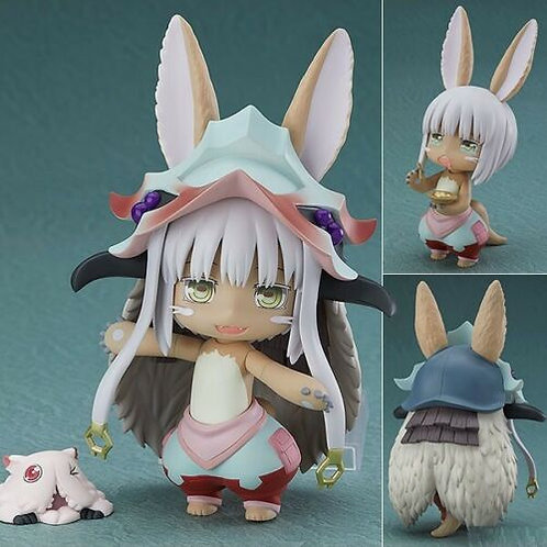 Nendoroid 939 Made in Abyss Nanachi figure Good Smile (100% authentic)