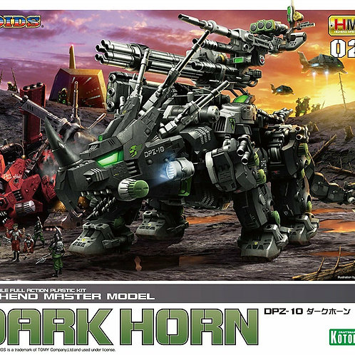 Zoids HMM032 DPZ-10 Dark Horn 1/72 scale model kit Kotobukiya