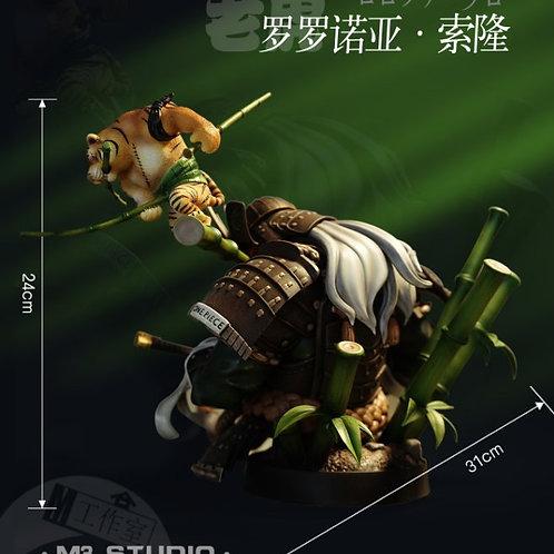 【Preorder】M3 Studio Roronoa Zoro Tiger