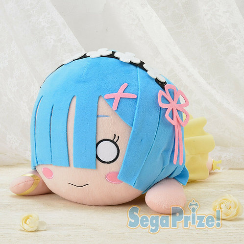 Re:Zero Starting Life in Another World Rem Yellow Sapphire 40cm Plush Sega