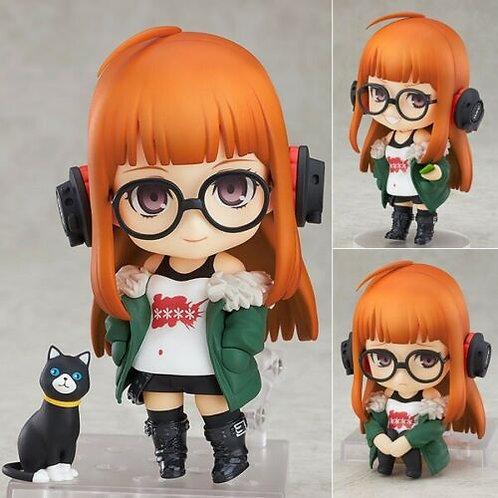 Nendoroid 963 Persona 5 Futaba Sakura PVC Figure Good Smile (100% authentic)
