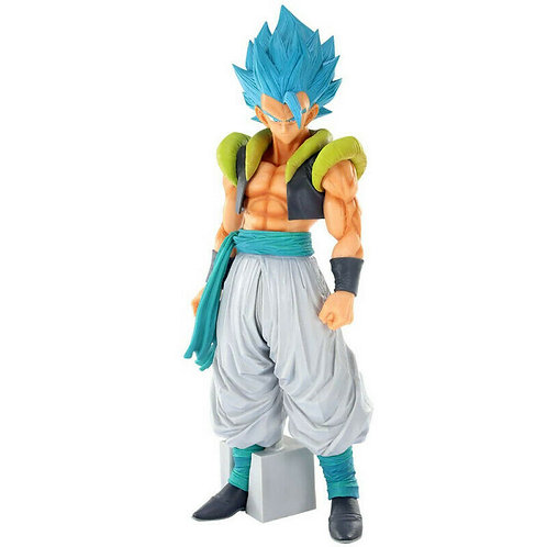 SMSP Super Master Stars Piece Dragonball SSGSS Gogeta Brush figure Banpresto