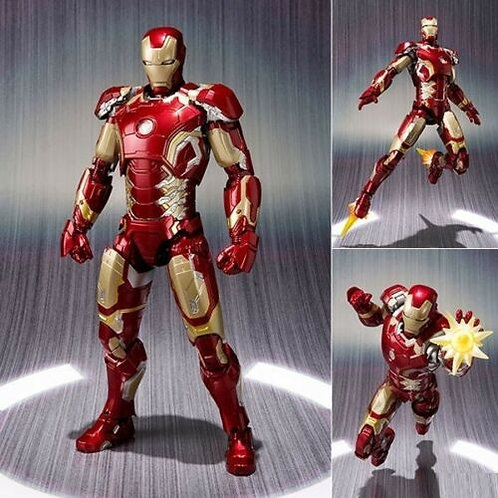 S.H. Figuarts Avengers Iron Man Mark 43 action figure Bandai