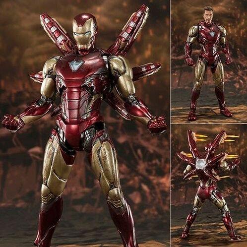 S.H. Figuarts Avengers Endgame Iron Man Mark 85 Final Battle ver. figure Bandai