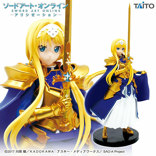 Sword Art Online Alicization Alice Synthesis Thirty figure Taito (authentic)